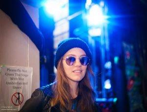 Laura Dreyfuss from Dear Evan Hansen