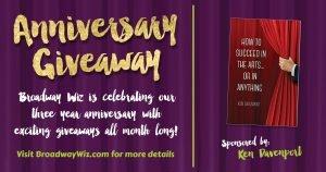Ken Davenport Book Giveaway