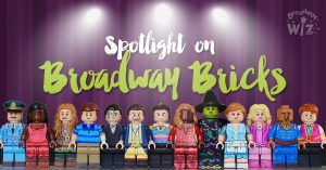 Spotlight on Broadway Bricks