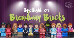 Spotlight on Broadway Bricks