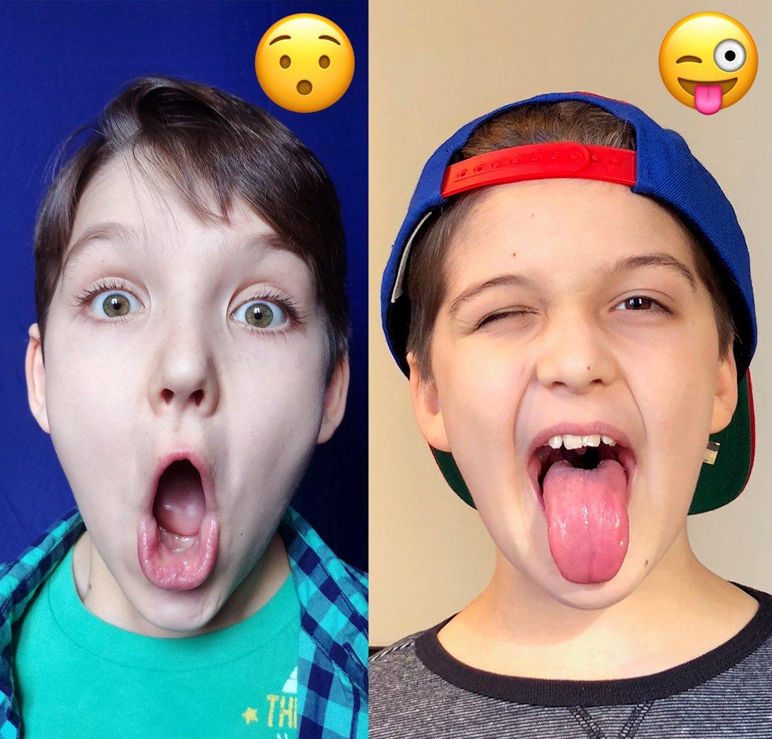 Bronx Tale Kids Emojis