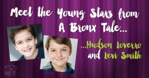 Meet the Young Stars from A Bronx Tale