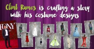 Clint Ramos is Crafting a Story with His Costume Designs