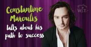 Constantine Maroulis talks about his path to success