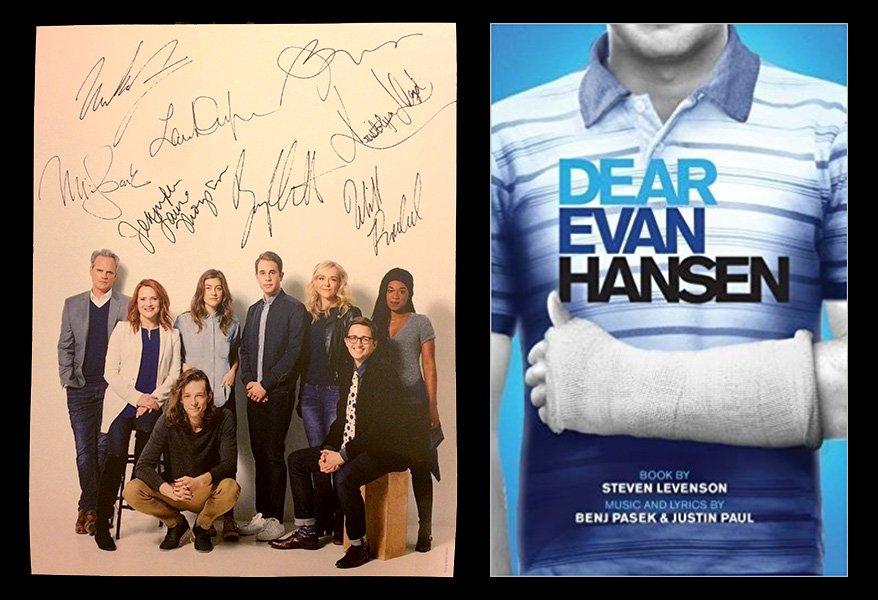 Dear Evan Hansen giveaway