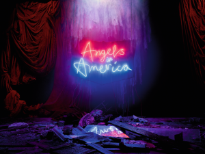 Angels In America set designed by Edward Pierce
