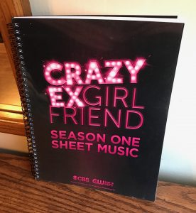 Crazy Ex-Girlfriend Sheet Music