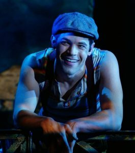 Jeremy Jordan as Jack Kelly