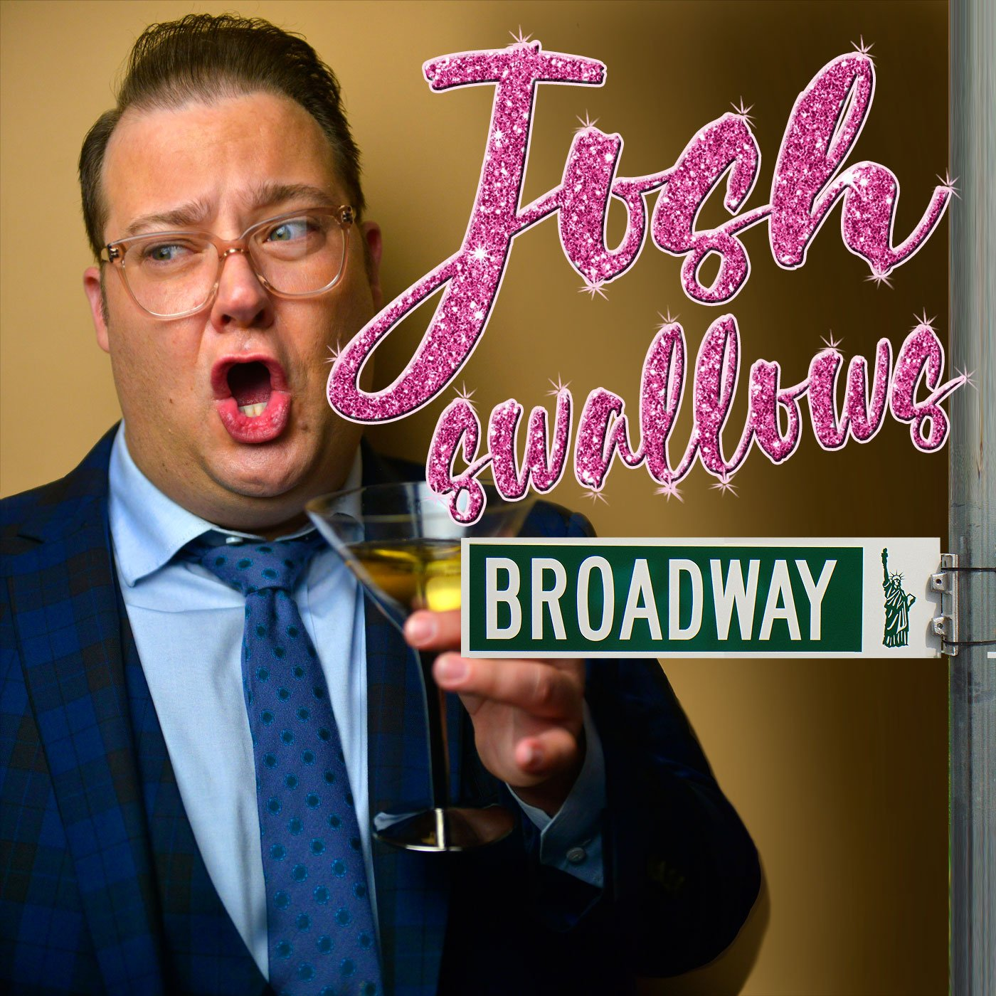 Josh Swallows Broadway Podcast