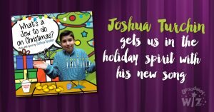 Joshua Turchin gets us in the holiday spirit