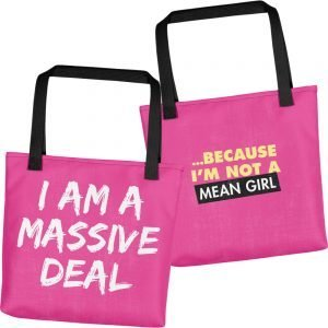 Massive Deal Tote Bag