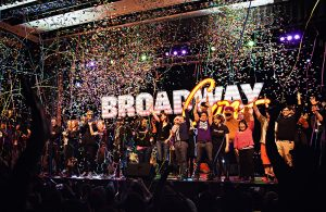 BroadwayCon 2016 Opening Ceremony Finale