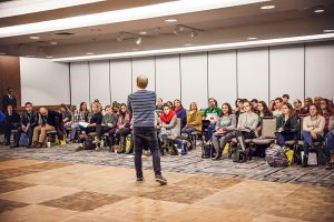 Master Class with Anthony Rapp - BroadwayCon 2016