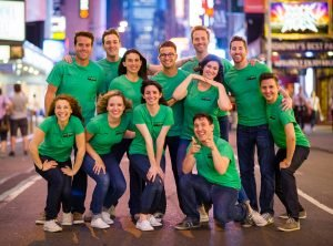 The Broadway Up Close Team