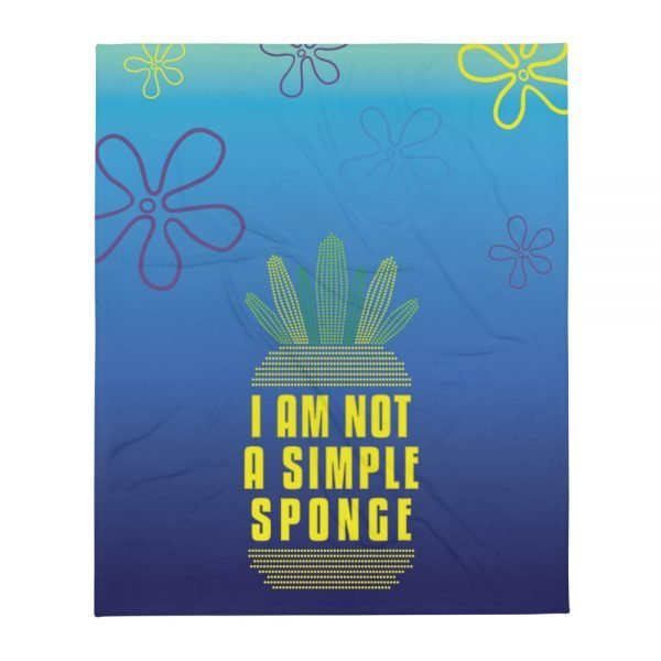 SpongeBob Blanket