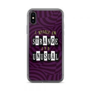 Strange and Unusual - Broadway Wiz