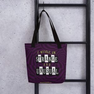 Strange and Unusual - Broadway Wiz