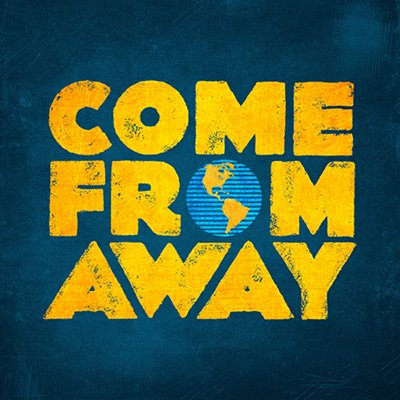 Come From Away lottery